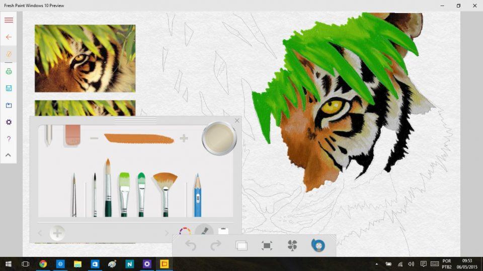 Как рисовать на виндовс 10
